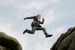 crossing the chasm in b2b sales